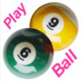 Erotic Version of 9 Ball Billiards