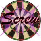 Screw Dirty Darts Game